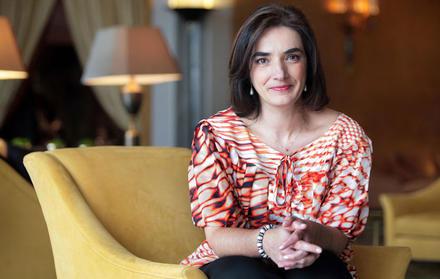 Elvira Fortunato, Presidente do Conselho das Ciências Exatas e Engenh