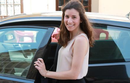 Rita Narciso, Master in Biomedical Engineering at FCT NOVA, develops innovative