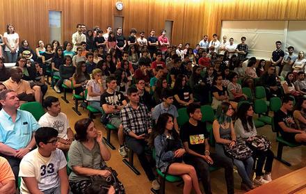 CENIMAT I i3N recebe 85 alunos do Ensino Secundário nos seus laboratórios