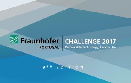 """8.ª Edição do """"Fraunhofer Portugal Challenge"""""""