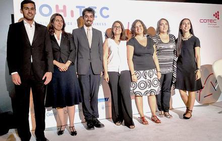FCT NOVA presented in the 2017 edition of COHiTEC