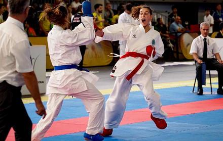 Ana Raquel Simão, FCT NOVA, conquista Bronze nos Campeonatos Europeus Universitá