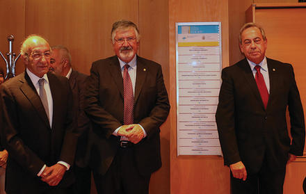 Integrated Masters in Chemical and Biochemical Engineering receives the EUR-ACE