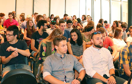 FCT-NOVA welcomes the international mobility students