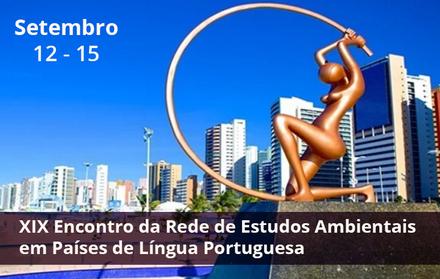 FCT NOVA no XIX Encontro da Rede de Estudos Ambientais em Países de Língua Portu