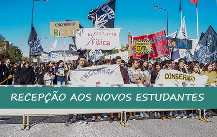 1110 Estudantes escolheram a FCT NOVA para estudar, ocupando 100% das vaga