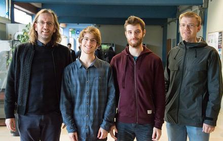 Alunos da FCT distinguidos com o prémio Novos Talentos em Inteligência Artificia