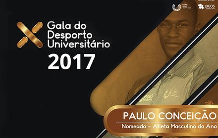 Paulo Conceição nomeado para ''Atleta Masculino do Ano''