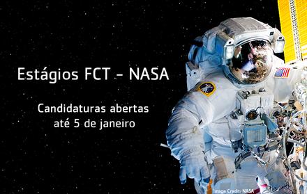 Bolsas de Investigação para Estágios na National Aeronautics and Space Administr