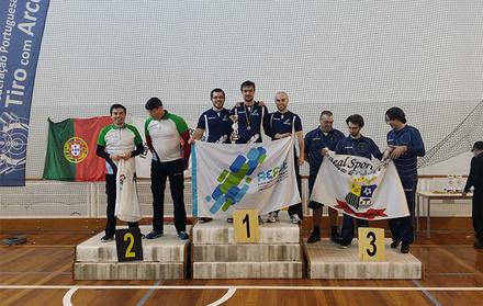 Atletas da FCT NOVA em destaque no Campeonato de Sala da Federação Portuguesa de