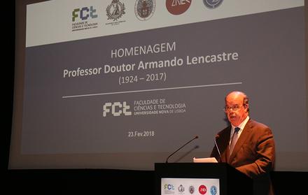 Homenagem ao Professor Doutor Armando Lencastre