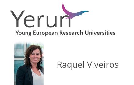 Raquel Viveiros ganhou uma bolsa do programa YERUN Research Mobility Awards