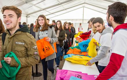 EXPO FCT 2018 recebe 5 000 estudantes do ensino secundário