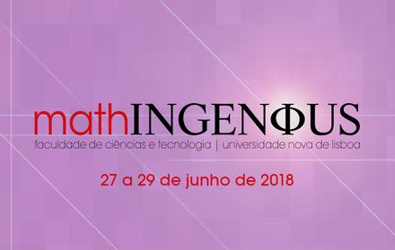Escola de Verão MathIngenious 2018