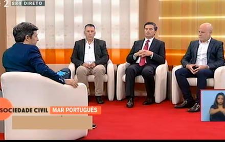 """Investigador da FCT NOVA no programa """"Sociedade Civil"""" da RTP 2"""