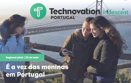 Technovation Portugal 2018 na FCT NOVA