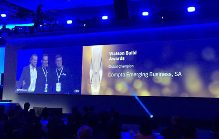 IBM awards