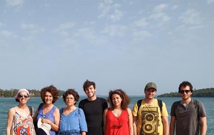 Equipa de investigadores representam a FCT NOVA/MARE  na Guiné