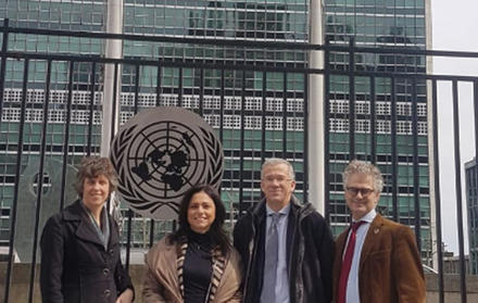 tomas ribeiro at UN