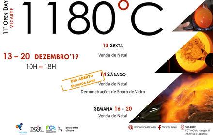 1180 ºC - 11º Open Day Vicarte