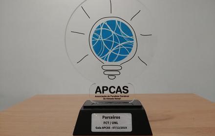 Prémio Parceiro APCAS 2019