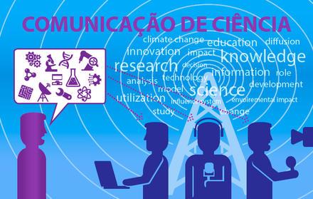 comunicação de ciência