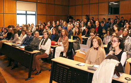 Networking session with Hospital Garcia da Orta had over 120 participants