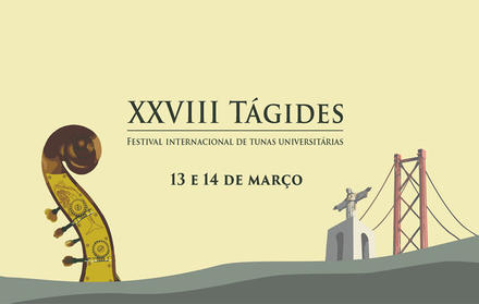 XXVIII Tágides - Festival Internacional de Tunas Universitárias