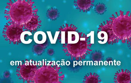 Covid-19 atualizações