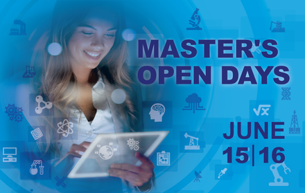 Open Day | Masters 2020