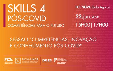 Skills4 pós-Covid