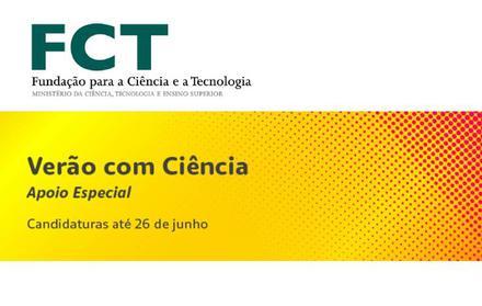 Verão com ciência FCT
