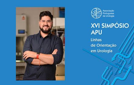 Hugo Santos at XVI Simpósio APU