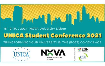10.ª edição da UNICA Student Conference