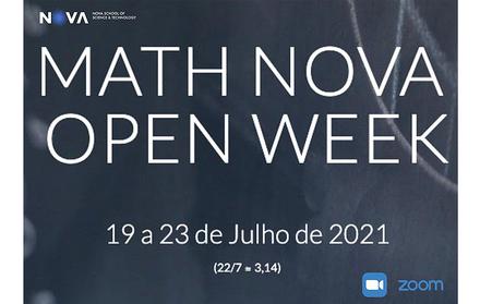 Math NOVA Open Week