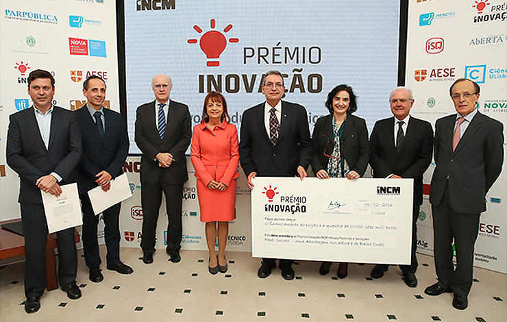 """Secret Paper"" Project wins INCM Innovation Award"