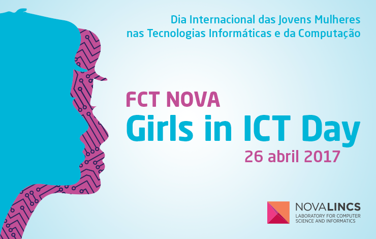 FCT NOVA - Girls in ICT DAY