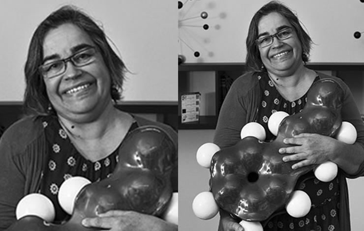 """Professora Paulina Mata distinguida como """"Mulher Cientista"""" pela """"Ciência Viva"""""""