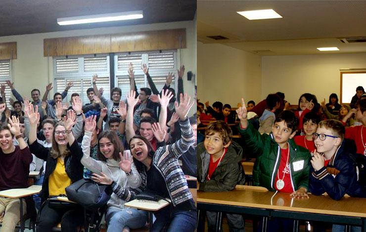 Projecto Embaixadores FCT NOVA nas Escolas Secundárias