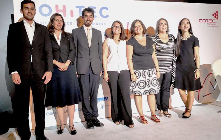 A FCT NOVA na edição 2017 do COHiTEC