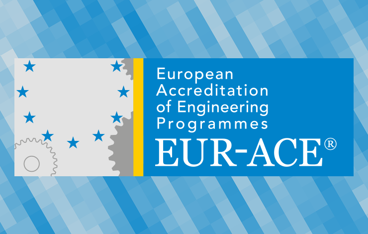 Marca de qualidade EUR-ACE atribuída a todos os Cursos de Engenharia da FCT NOVA