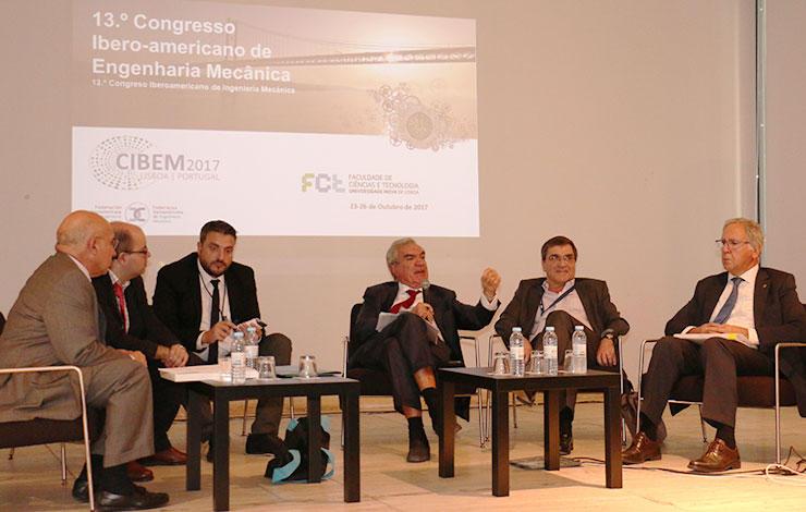 13.º Congresso Ibero-americano de Engenharia Mecânica (CIBEM)
