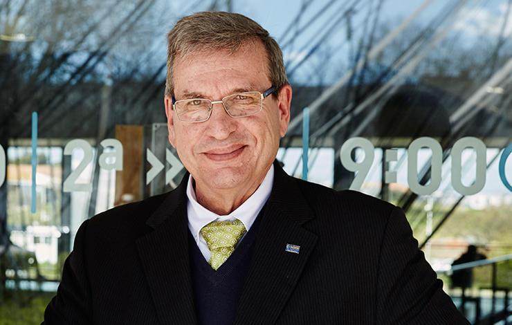 Professor Rodrigo Martins elected Second Vice-President of IUMRS