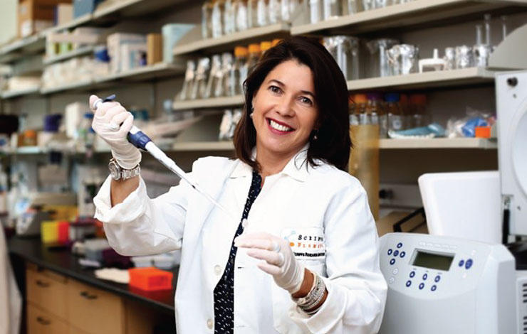 Susana Valente, FCT NOVA former student, discovers functional cure for HIV-AIDS