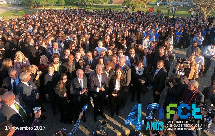 40.º Aniversário da FCT NOVA