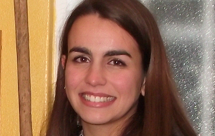 Ana Sofia Santos awarded with Best Master Thesis in Organic Chemistry 2017