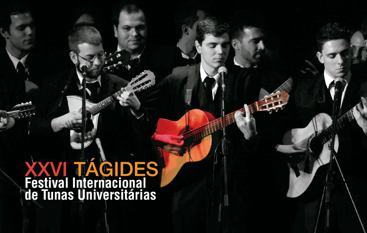 Tágides – 26.ª Edição do Festival Internacional de Tunas Universitárias