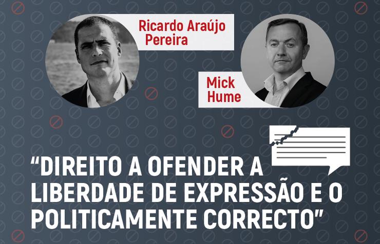 Direito a Ofender – a liberdade de expressão e o politicamente correcto, 18 de A