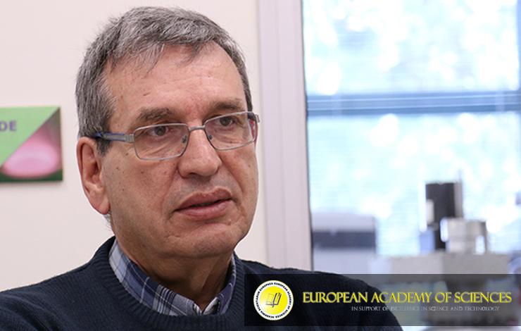 Professor Rodrigo Martins empossado como Presidente da Academia Europeia de Ciên