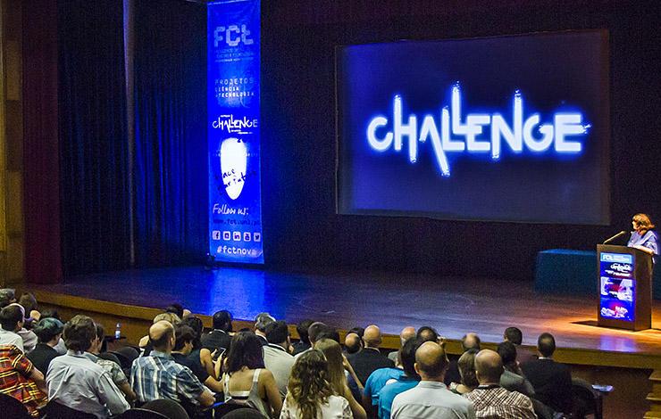 """Sessão Final da 3.ª Edição do Concurso """"FCT NOVA Challenge"""""""